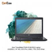Acer TravelMate P249-G3-M-55L9 Laptop- i5-8250U  14