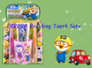 [ PORORO ] Kids Toothbrush / Toothpaste / Cups set / TAYO HUTOS ☆Travel set ☆