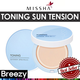 [BREEZY] ★ [MISSHA] All Around Safe Block Toning Sun Tension SPF50+/PA++++