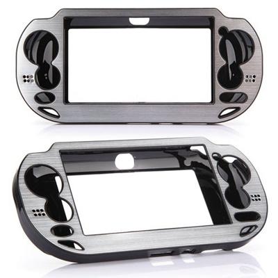 Metal Aluminum Hard Protective Case Shell Frame Cover for PS Vita PSV  PSVita PCH-1000
