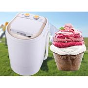XPB26-1136 Semi-auto Laundry Clothes Wash Mini Washing Machine 3KG
