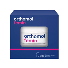 Orthomolphemine (FeMin) Menopause Women's Capsules 30 days (60 capsules)