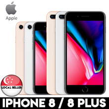 Apple iPhone 8 / 8 Plus / 64gb / 256gb / All colours available / Local warranty