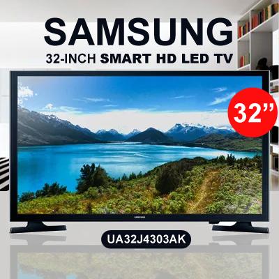 Samsung Series 4 LED SMART TV 32 Inches UA-32J4303 DVB-T2 Digital TV