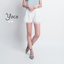 YOCO - Lace Shorts-170696