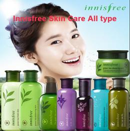 [innisfree] SkinCare All Line Up!!  10Type!!! Skin/Lotion/Cream/Green Seed Cream/Serum/Eye Cream/Oil