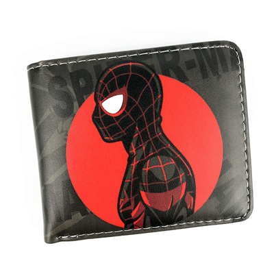 New Arrival Spider-Man Homecoming Short Purse Marvel Wallet Gravity Falls  Overwatch Coin Purse