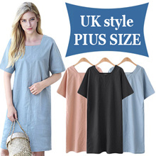 2018 UK STYLE NEW PLUS SIZE FASHION LADY DRESS blouse TOP PANTS skirt