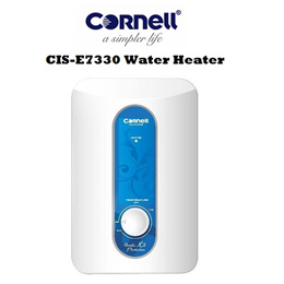 ★ LOWEST PRICE! ★ Cornell CIS-E7330 Instant Water Heater ★ (5 Years Warranty for Heating Element)