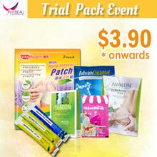[TRIAL PACK EVENT] ✰ AVALON™ Detox | Collagen | Fat Burner | AdvanCleanse | Fat Burner Plus |