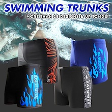 Men and Teenager swimming trunks/swimming suit/men swimwear/swimming shorts/pants