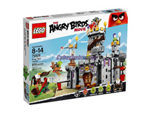 LEGO Lego ANGRY BIRDS 75826 King Pigs Castle MISB