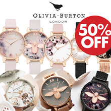 Olivia Burton Watches 100% authentic 1 year warranty