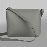 29K Women Solid Sling Bag Grey