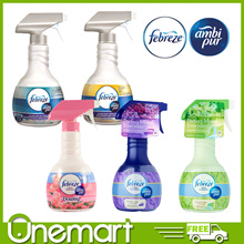 [FEBREZE] AMBI PUR Fabric Refresher 370ml Downy Scent/Pure Refreshment/Clean Splash/Splash of Reviva
