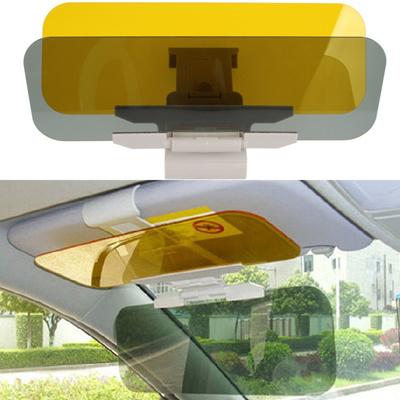 Tivolii HD Car Sun Visor Goggles for Driver Day Night for Anti-Glare uv Blocker Anti-Dazzle Mirror Car Clear View Dazzling Goggles