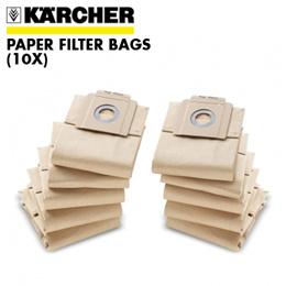 KÄRCHER Paper Filter Bags pack of 10 (6.904-333.0)