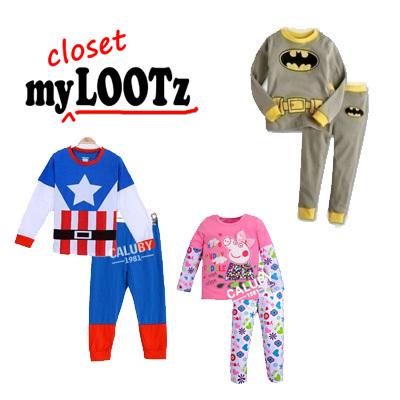 32bbea38a Qoo10 - PJs   Kids Fashion