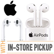 [Brand NEW] Apple Airpods / Local warrantty one year / Export Set