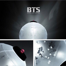 NEW Concert Lamp:KPOP BTS ARMY Bomb Light Stick Ver.2 Bangtan Boys  Lightstick