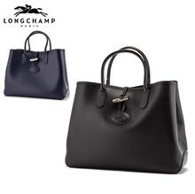 ロンシャン LONGCHAMP トートバッグ ROSEAU ロゾ ビジネスバッグ 1681 871 Top bag L ビジネス 通勤 レディース レザー
