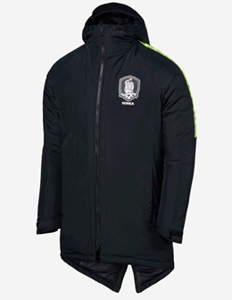 Winter Coat South Korea  Warm Cotton Soccer Training Coat
