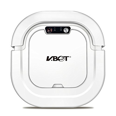 VBOT G270 Robot Vacuum Cleaner for Pet Hair with Mop and Self-Charging, Works on Hard Floor and Thin