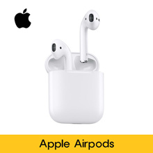 Apple Airpods/ Wireless/ Tap into Siri / 24-hour battery Life / Clearly superior sound / ACC Audio