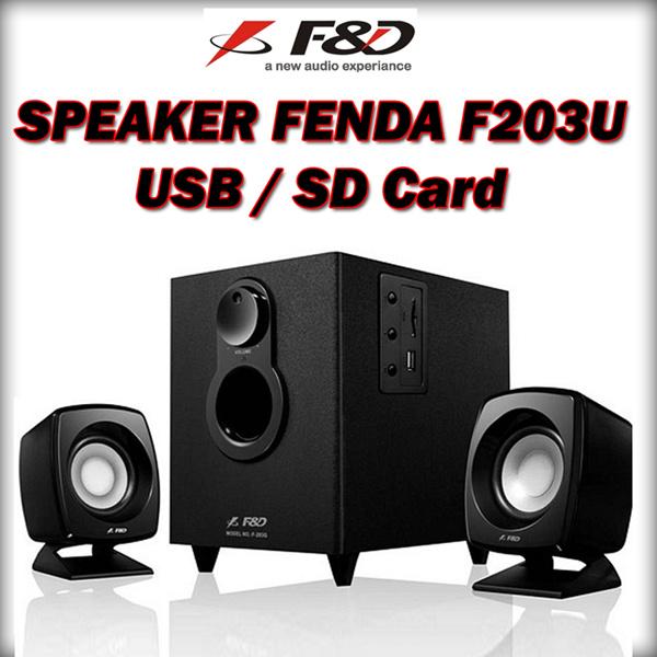 SPEAKER FENDA F203U Deals for only Rp440.000 instead of Rp440.000