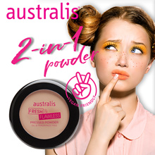 【AUSTRALIS】IMPORTED direct from AUSTRALIA ★AUTHORIZED SG DISTRIBUTOR★Face/Powder