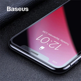 Baseus 0.3mm Protective Tempered Glass For iPhone 11 2019 Glass Full Coverage Screen Protector Glass