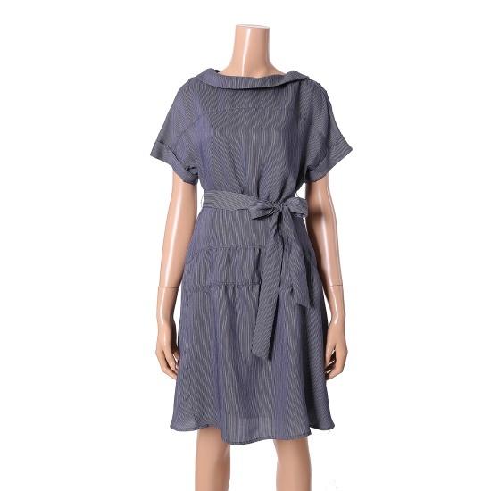 シシコレクトボウトゥネクピンズテレファワンピースC172MSE048 面ワンピース/ 韓国ファッション