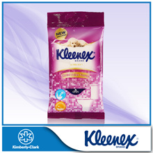 [KLEENEX] Ultra Soft Moist Toilet Tissue 10sheet