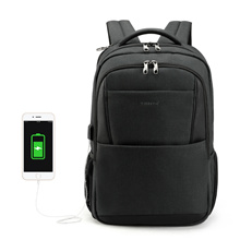 Tigernu Brand New Design Male Mochila 15.6 Anti-theft laptop backpack USB Charging Backpack waterpro
