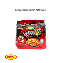 Samyang Hot Chicken Stew Type Soup Ramen Halal 725g (1 bundle = 5 pack)