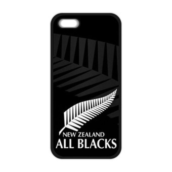 New Zealand All Blacks Rugby Team Case for iPhone 4S 5S 5C 6 6SPlus