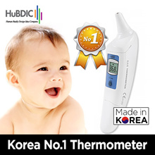 [HUBDIC] Korea No.1 Thermometer TOMMY orignal ear Thermometer  HET-1000/  without a filter