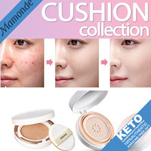 [MAMONDE]brightening cover powder cushion/watery/high cover liquid/topcoat blooming/coverfit/ampoule