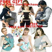 💖 Four Position 360 Baby Carrier 💖 Hip Seat Carrier 💖 Baby Infant Insert 💖 Baby Sling Carrier 💖
