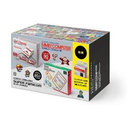 ★15불 추가할인★ 닌텐도 클래식 미니 더블팩 / 슈퍼 패미콤 미니 일본판