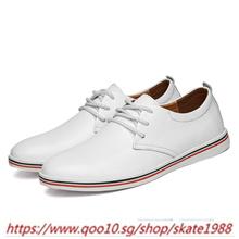 Plus size  Men golf shoes Leather Golf shoes for Men slip resistant sports shoes GF418