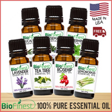 ★100% USA Pure Essential Oil ★ Peppermint/ Lavender/Grapefruit/ Tea Tree/ Lemon