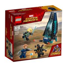 LEGO 76101 Marvel Super Heroes: Outrider Dropship Attack
