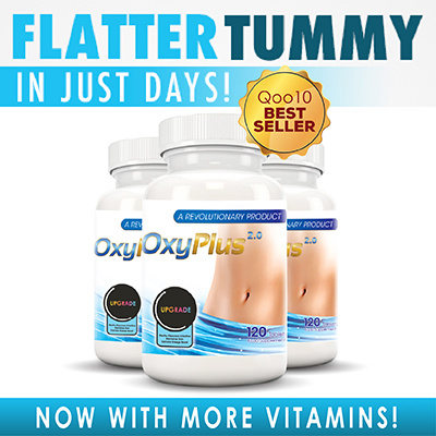 OxytarmTop Seller!💎[3 Months Supply] NEW UPGRADED Formula OxyPlus 2.0 Flatter Tummy in 3 days! Detox|Slim