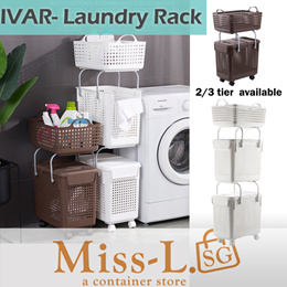 IVAR-laundry basket/laundry rack/laundry drying rack/laundry bag/laundry/detergent