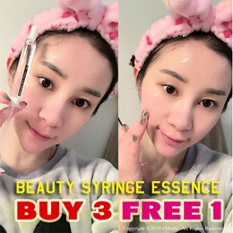 [BUY 3 FREE 1]  ❤️ BEAUTY SYRINGE ESSENCE ❤️ HIGHLY RAVED ❤️ 1 SYRINGE = 30PC MASK ❤️ EGF