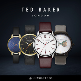 Ted Baker Men and Women Series