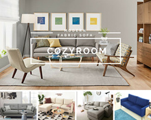 ★FREE DELIVERY★$399 for ALL Designs☆Living Room☆Furniture☆Designer☆Comfortable☆Sofas☆Fabric Sofa
