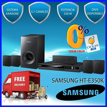 [FREE SHIPPING JADETABEK] Home Theatre Samsung HT-E350K