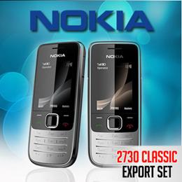 Nokia 2730 classic Export Set / No warranty /Size2.0 inches  Best Deals